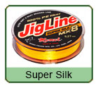 Плетенка JigLine MX8 Super Silk