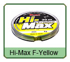 Леска Hi-Max F-Yellow