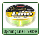 Леска Spinning Line F-Yellow
