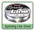 ����� Spinning Line Silver