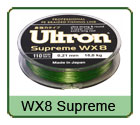 Плетенка Ultron WX8 Supreme