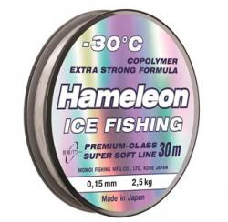 0,25 мм - 7,5 кг - 30 м - Hameleon Ice Fishing