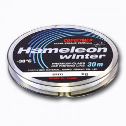 0,13 мм - 2,0 кг - 30 м - Hameleon Winter